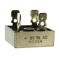 MB354-F|Diodes常用电子元件